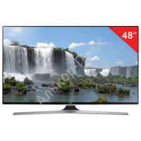 "Телевизор LED 48"" SAMSUNG UE48J6200,1920x1080FullHD,16:9,SmartTV,Wi-Fi,200Гц,HDMI,USB,черн,12,3кг"