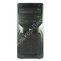 Системный блок IRU Office 310 MT INTEL Celeron G1840 2.8ГГц/2Гб/500Гб/DVD-RW/DOS/чер 357976