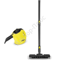 Пароочиститель KARCHER SC1 Premium+Floor Kit (с насадкой для пола), 1200Вт, 3бар, 0,25л, 1.516-226.0